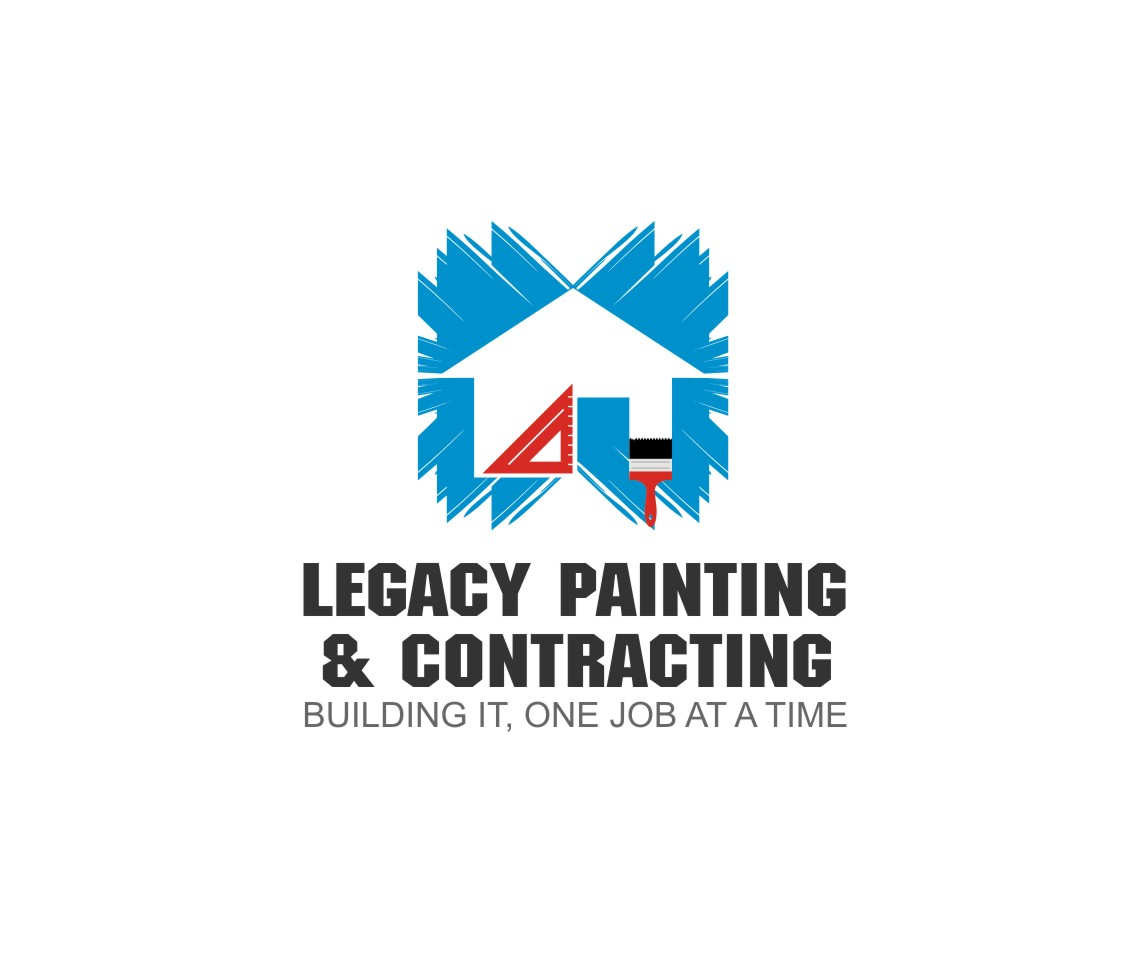 Logo Design by untung - Entry No. 31 in the Logo Design Contest Logo Design for Legacy Painting & Contracting LLC.