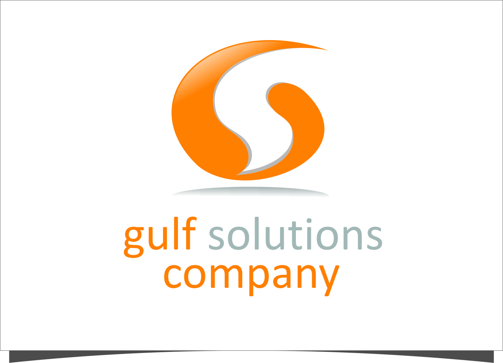 Logo Design by RoSyid Rono-Rene On Java - Entry No. 95 in the Logo Design Contest New Logo Design for Gulf solutions company.