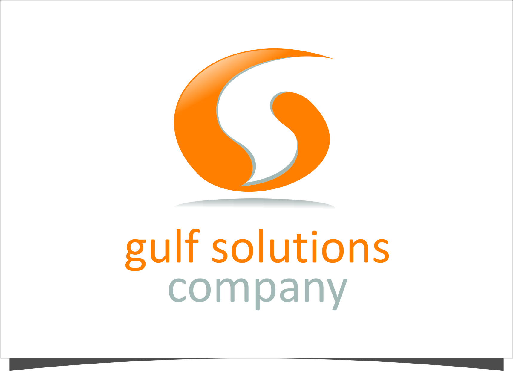 Logo Design by Ngepet_art - Entry No. 98 in the Logo Design Contest New Logo Design for Gulf solutions company.