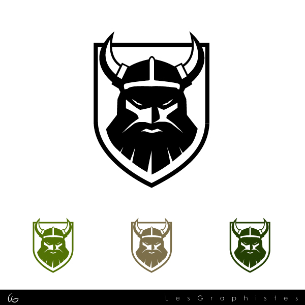 Logo Design by Les-Graphistes - Entry No. 23 in the Logo Design Contest Logo Design for Viking 9-3 MilSim Unit.