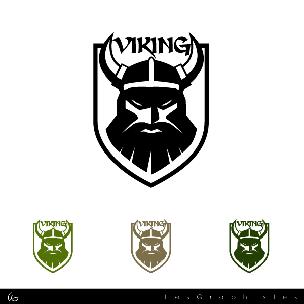 Logo Design by Les-Graphistes - Entry No. 24 in the Logo Design Contest Logo Design for Viking 9-3 MilSim Unit.