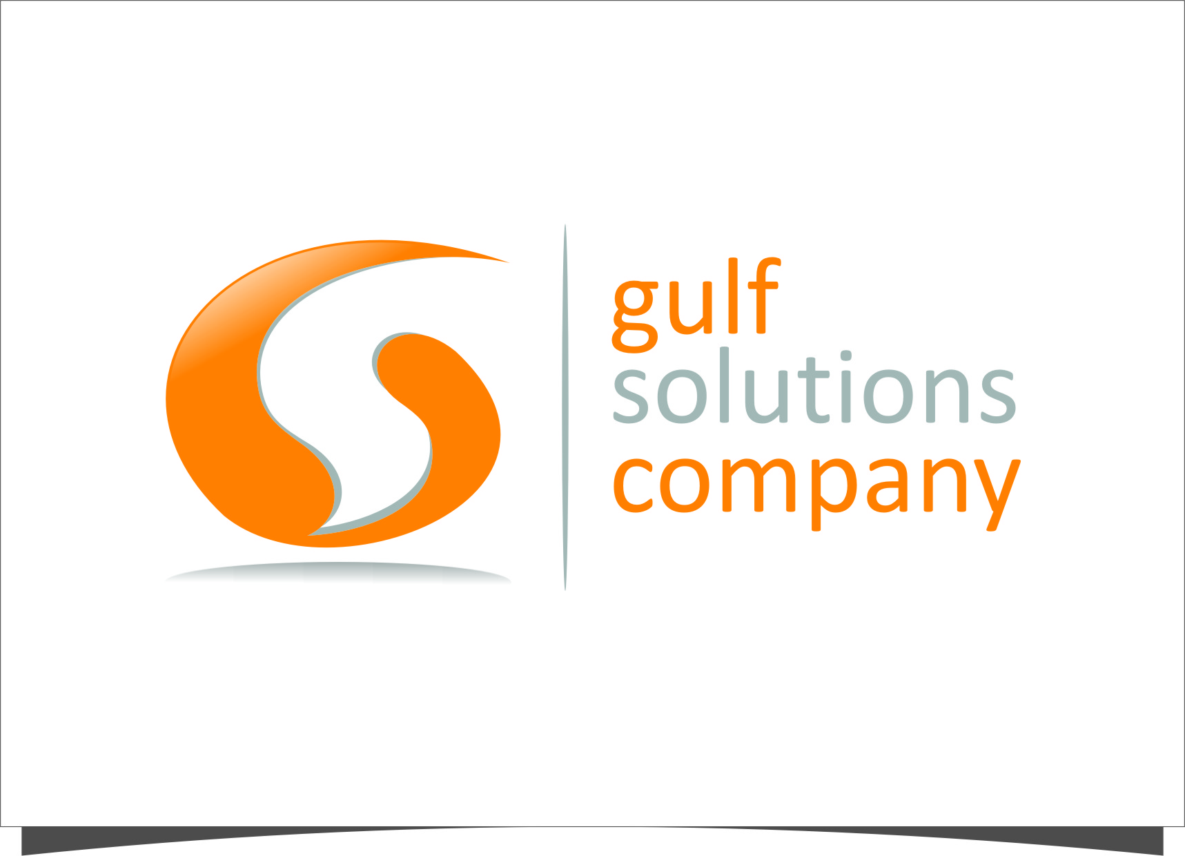 Logo Design by Ngepet_art - Entry No. 99 in the Logo Design Contest New Logo Design for Gulf solutions company.