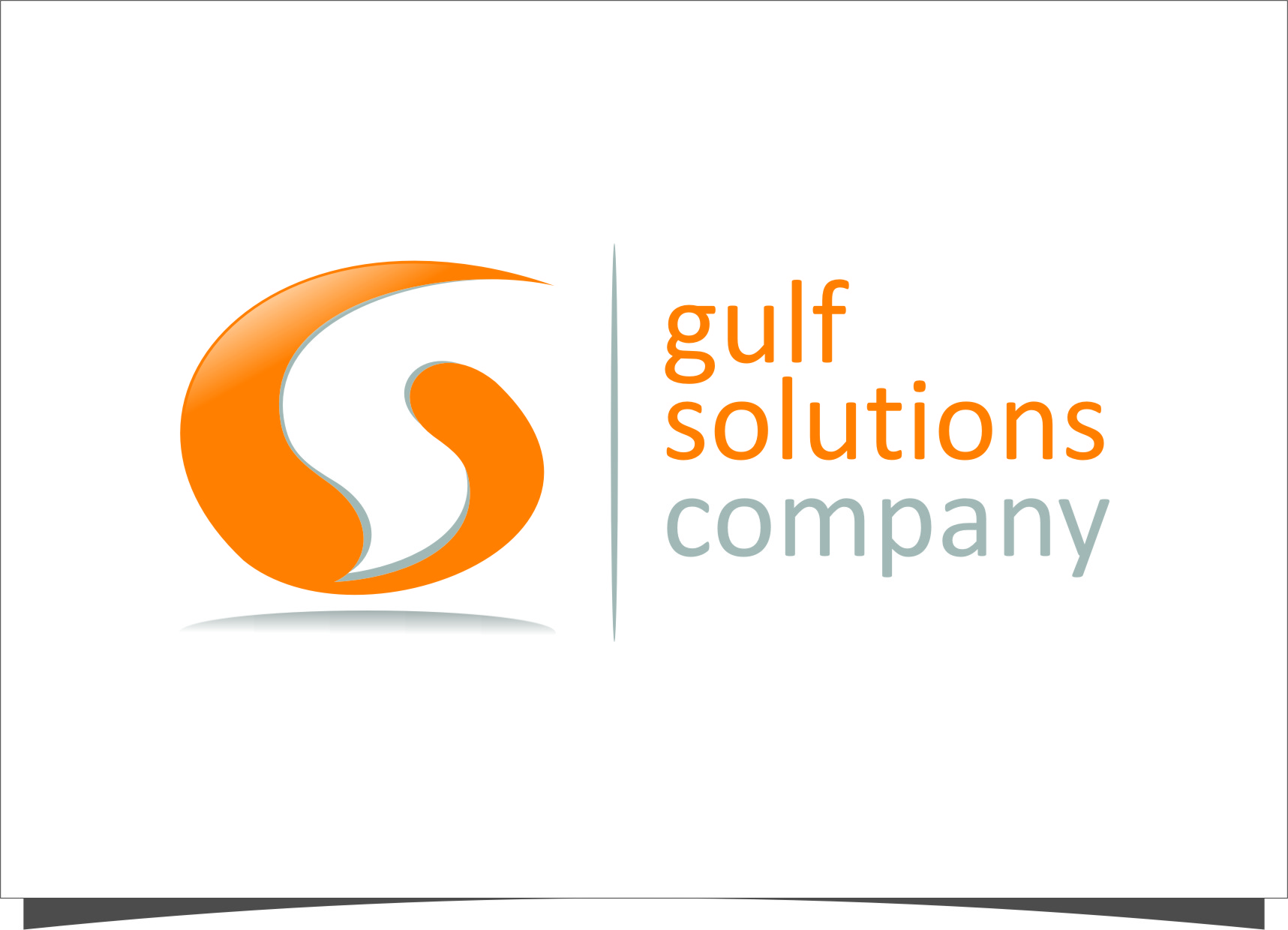 Logo Design by RasYa Muhammad Athaya - Entry No. 100 in the Logo Design Contest New Logo Design for Gulf solutions company.