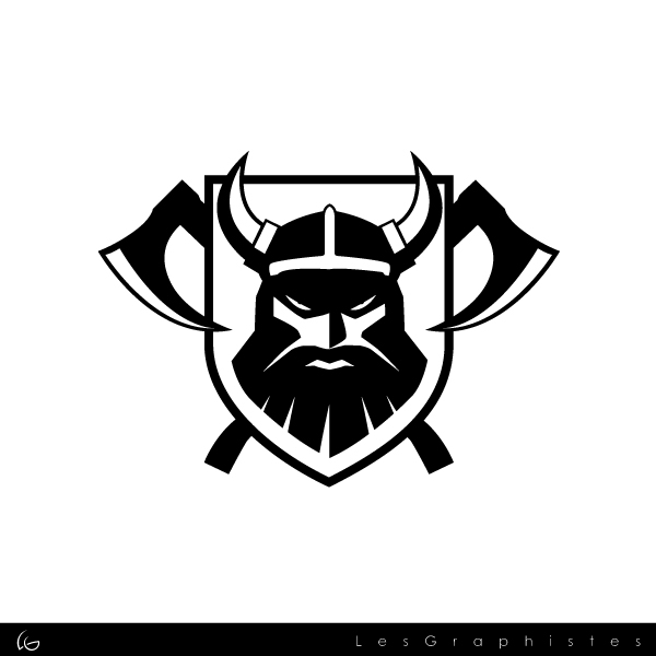 Logo Design by Les-Graphistes - Entry No. 25 in the Logo Design Contest Logo Design for Viking 9-3 MilSim Unit.