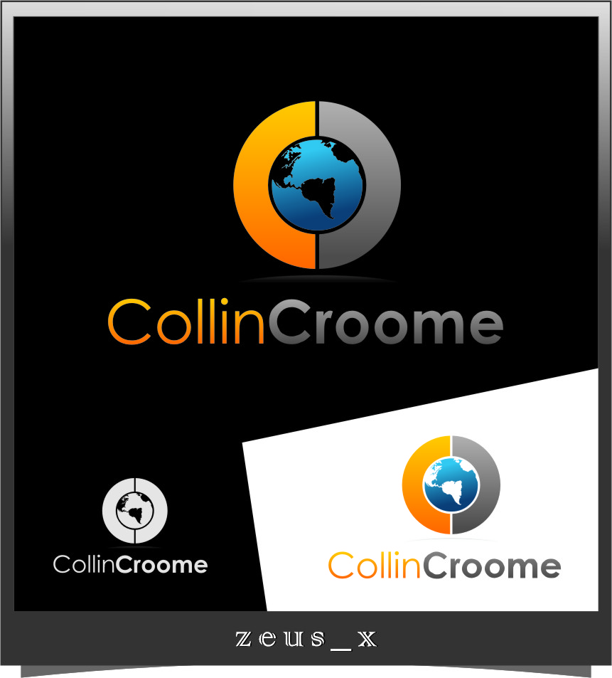 Logo Design by Ngepet_art - Entry No. 10 in the Logo Design Contest Modern Logo Design for Collin Croome.