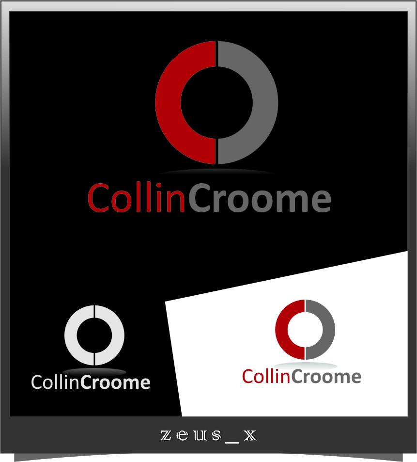 Logo Design by Ngepet_art - Entry No. 11 in the Logo Design Contest Modern Logo Design for Collin Croome.