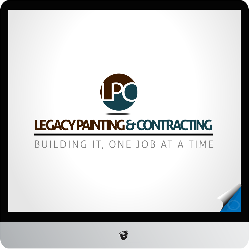 Logo Design by zesthar - Entry No. 35 in the Logo Design Contest Logo Design for Legacy Painting & Contracting LLC.