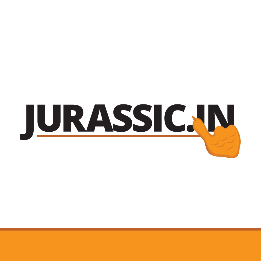 Logo Design by Edward Goodwin - Entry No. 38 in the Logo Design Contest Unique Logo Design Wanted for jurassic.in.