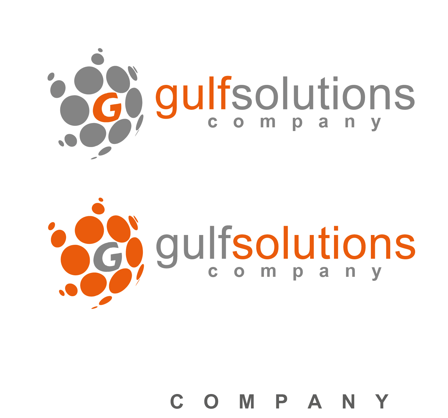 Logo Design by VENTSISLAV KOVACHEV - Entry No. 101 in the Logo Design Contest New Logo Design for Gulf solutions company.