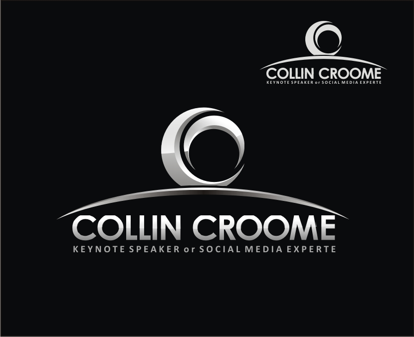 Logo Design by Reivan Ferdinan - Entry No. 16 in the Logo Design Contest Modern Logo Design for Collin Croome.