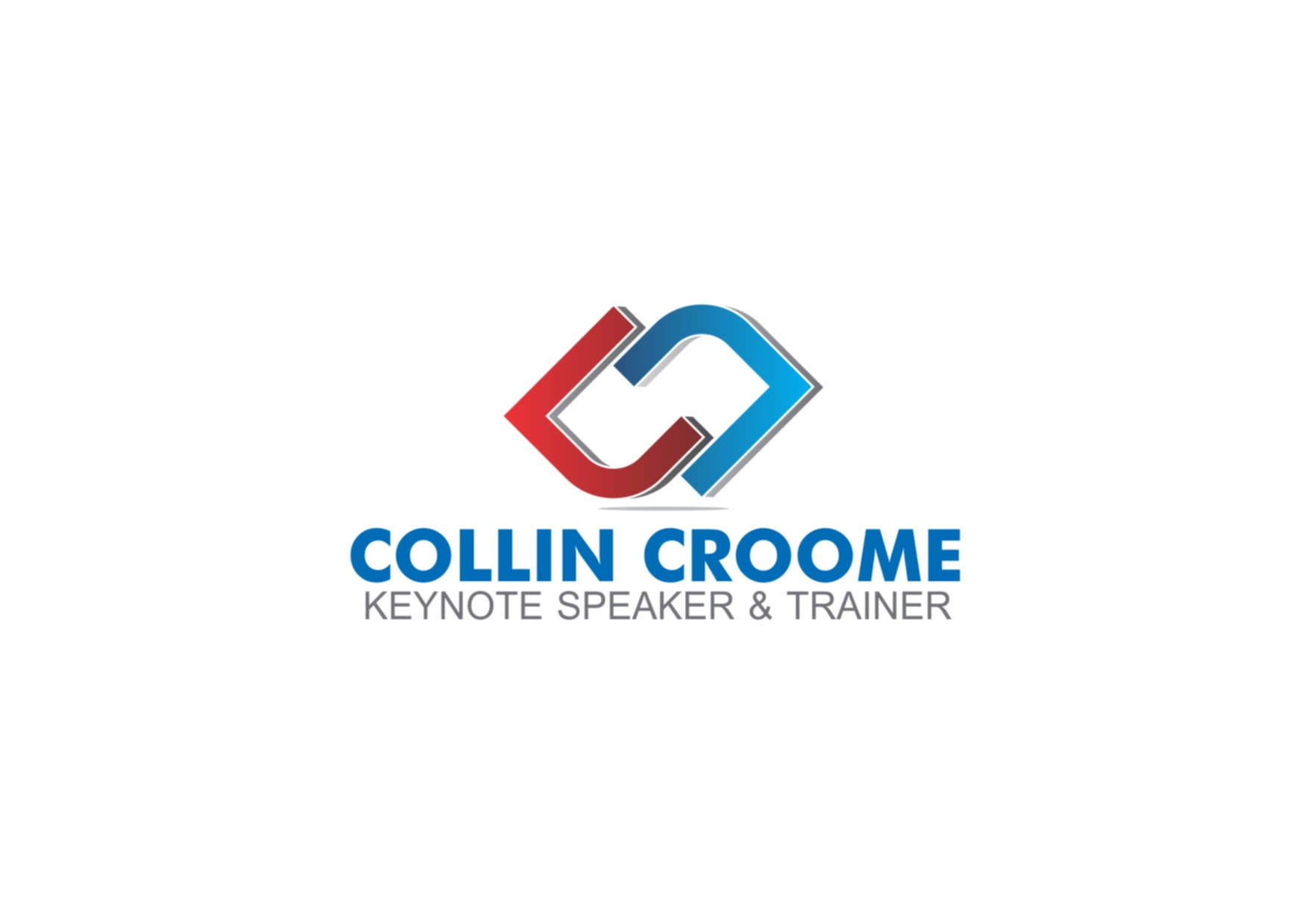 Logo Design by Private User - Entry No. 21 in the Logo Design Contest Modern Logo Design for Collin Croome.