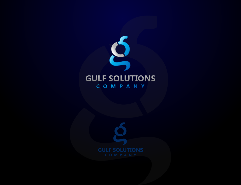 Logo Design by haidu - Entry No. 102 in the Logo Design Contest New Logo Design for Gulf solutions company.