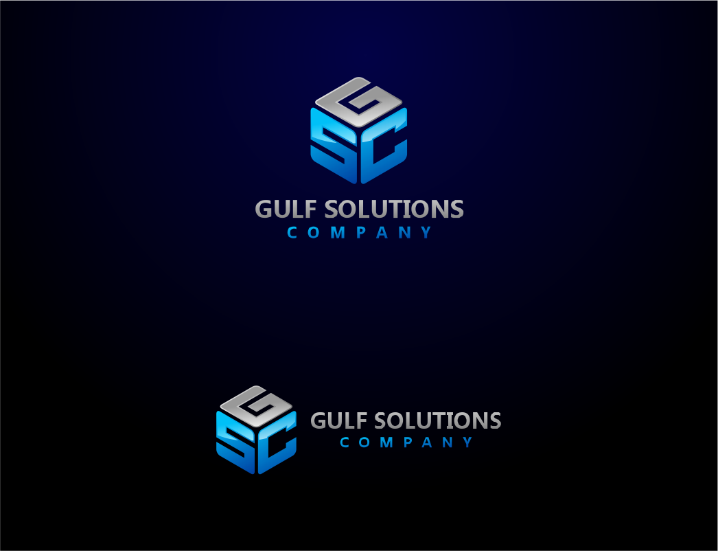 Logo Design by haidu - Entry No. 103 in the Logo Design Contest New Logo Design for Gulf solutions company.