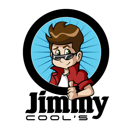 Logo Design by SilverEagle - Entry No. 49 in the Logo Design Contest Jimmy Cool's.