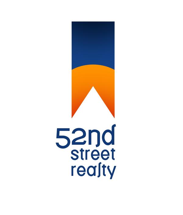 Logo Design by JaroslavProcka - Entry No. 108 in the Logo Design Contest 52nd Street Realty Logo Design.