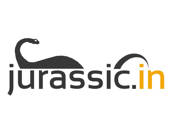 Logo Design by Ismail Adhi Wibowo - Entry No. 41 in the Logo Design Contest Unique Logo Design Wanted for jurassic.in.