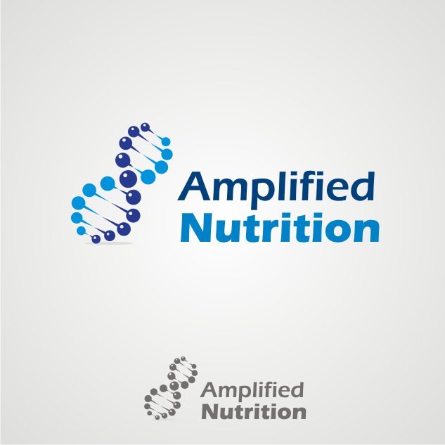 Logo Design by key - Entry No. 76 in the Logo Design Contest Amplified Nutrition.