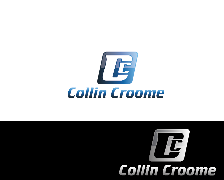 Logo Design by Private User - Entry No. 32 in the Logo Design Contest Modern Logo Design for Collin Croome.