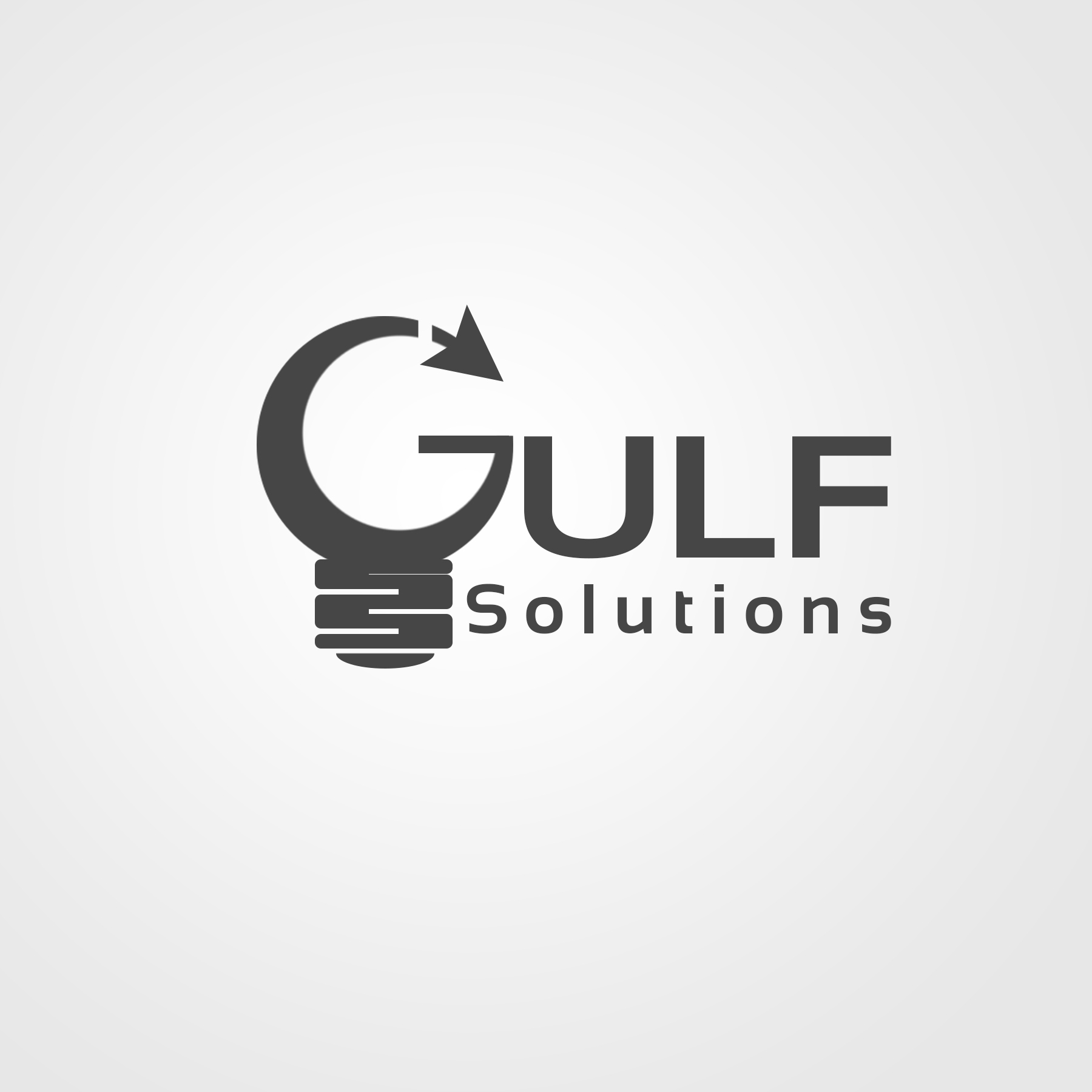 Logo Design by Lemuel Arvin Tanzo - Entry No. 107 in the Logo Design Contest New Logo Design for Gulf solutions company.