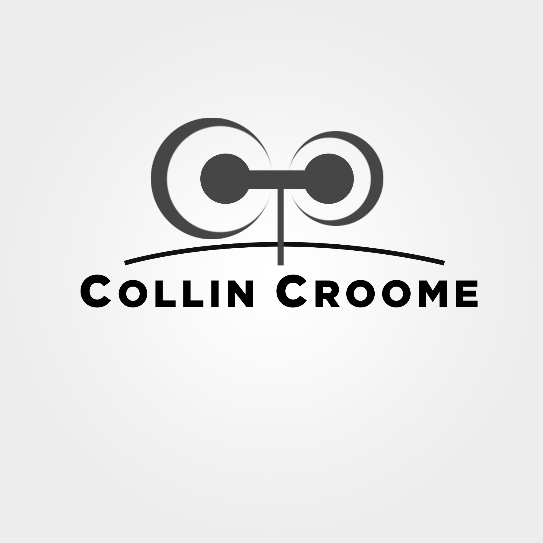 Logo Design by Lemuel Arvin Tanzo - Entry No. 36 in the Logo Design Contest Modern Logo Design for Collin Croome.