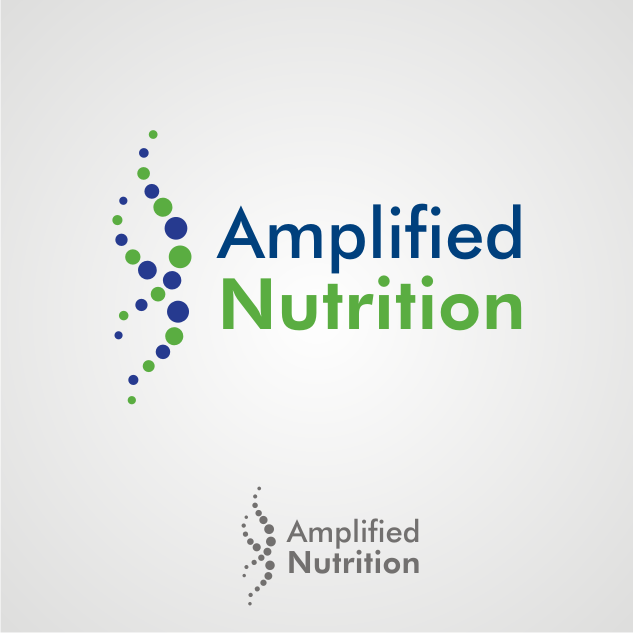 Logo Design by key - Entry No. 77 in the Logo Design Contest Amplified Nutrition.