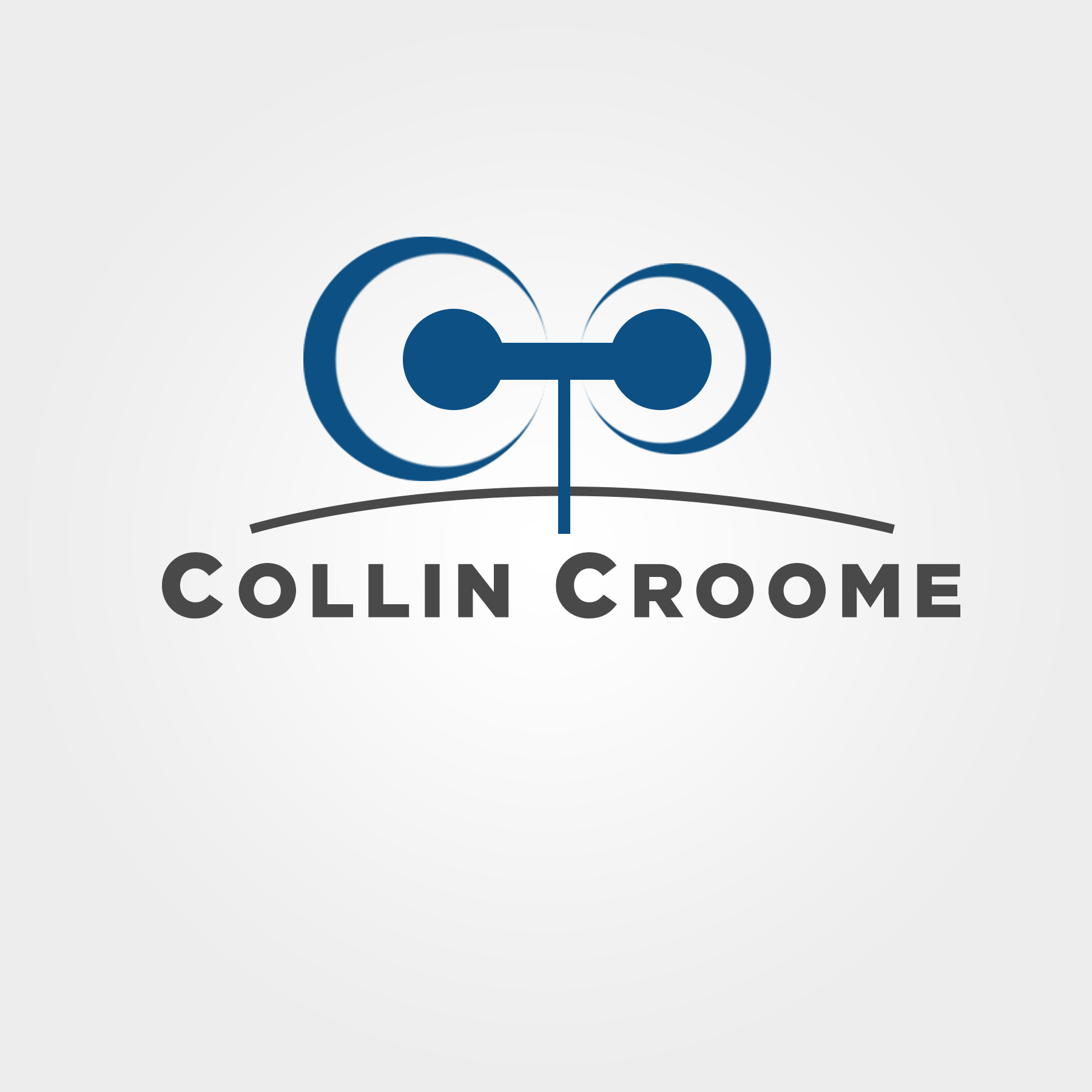 Logo Design by Lemuel Arvin Tanzo - Entry No. 40 in the Logo Design Contest Modern Logo Design for Collin Croome.