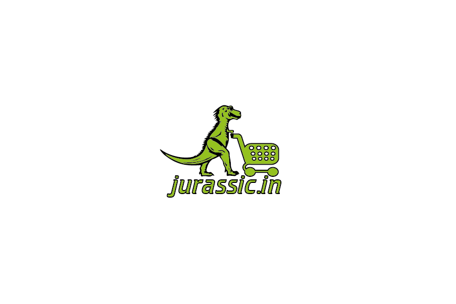 Logo Design by Private User - Entry No. 44 in the Logo Design Contest Unique Logo Design Wanted for jurassic.in.