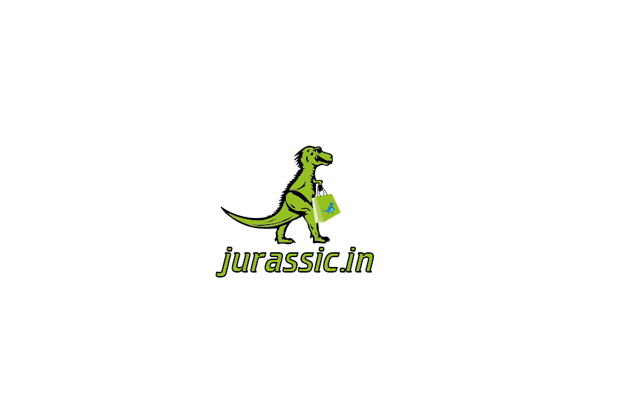 Logo Design by Private User - Entry No. 45 in the Logo Design Contest Unique Logo Design Wanted for jurassic.in.