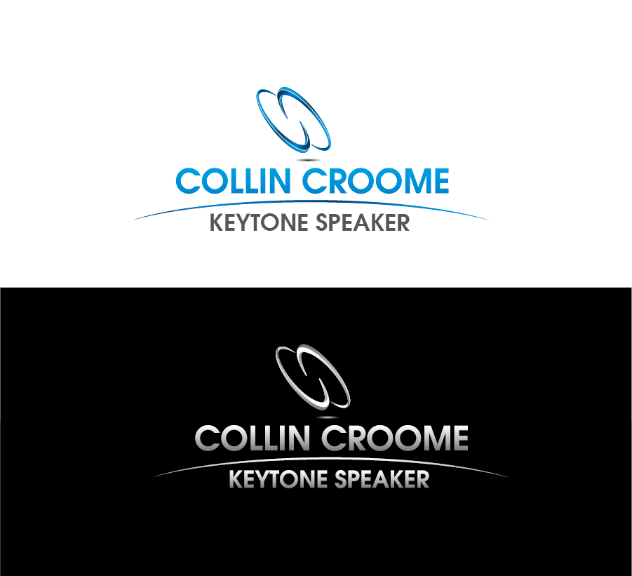 Logo Design by Private User - Entry No. 55 in the Logo Design Contest Modern Logo Design for Collin Croome.