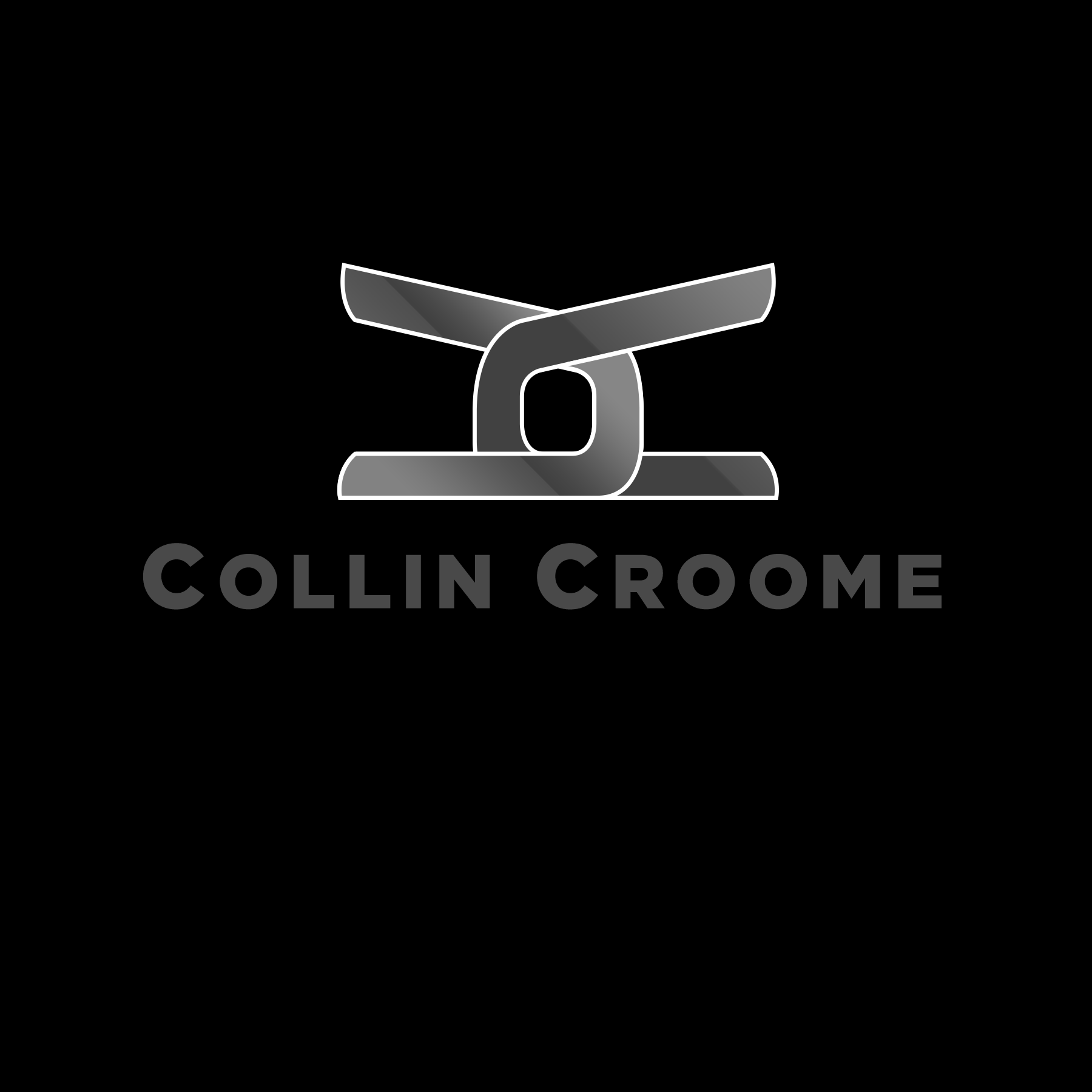 Logo Design by Lemuel Arvin Tanzo - Entry No. 60 in the Logo Design Contest Modern Logo Design for Collin Croome.
