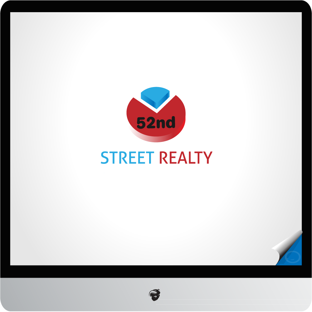 Logo Design by zesthar - Entry No. 109 in the Logo Design Contest 52nd Street Realty Logo Design.