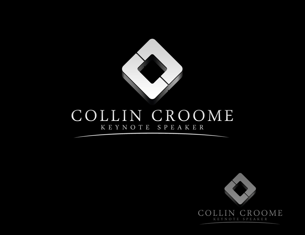 Logo Design by Juan_Kata - Entry No. 61 in the Logo Design Contest Modern Logo Design for Collin Croome.