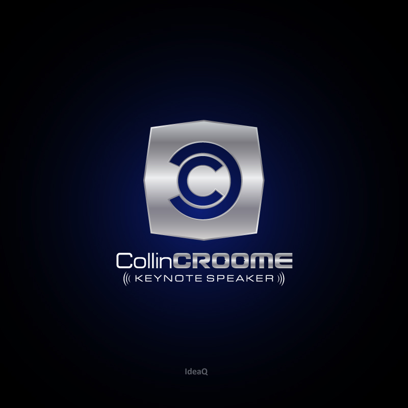 Logo Design by Private User - Entry No. 63 in the Logo Design Contest Modern Logo Design for Collin Croome.