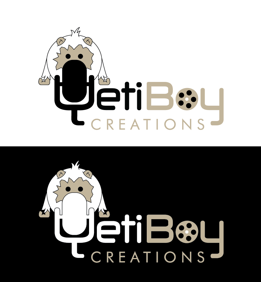 Logo Design by Christina Evans - Entry No. 4 in the Logo Design Contest Captivating Logo Design for Yeti Boy Creations.