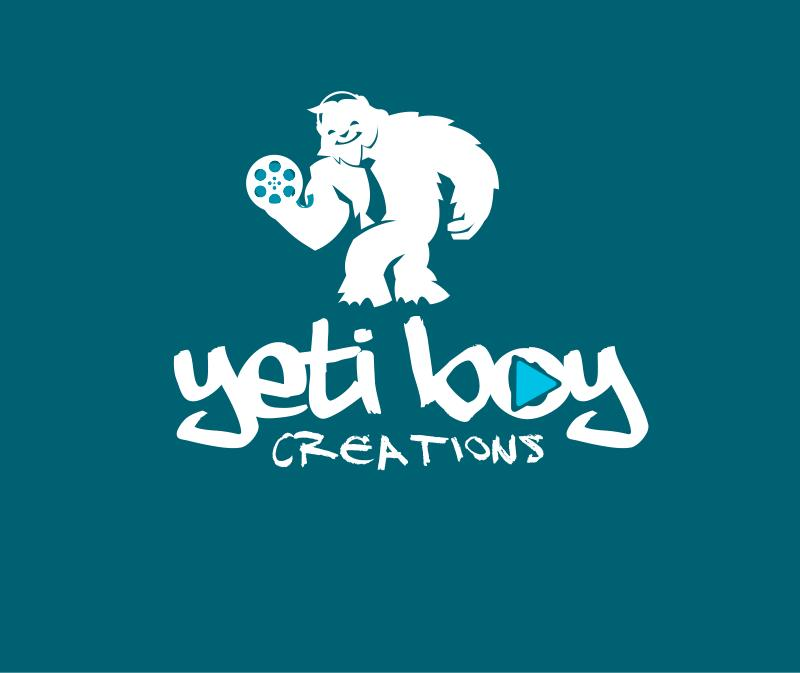 Logo Design by Private User - Entry No. 6 in the Logo Design Contest Captivating Logo Design for Yeti Boy Creations.