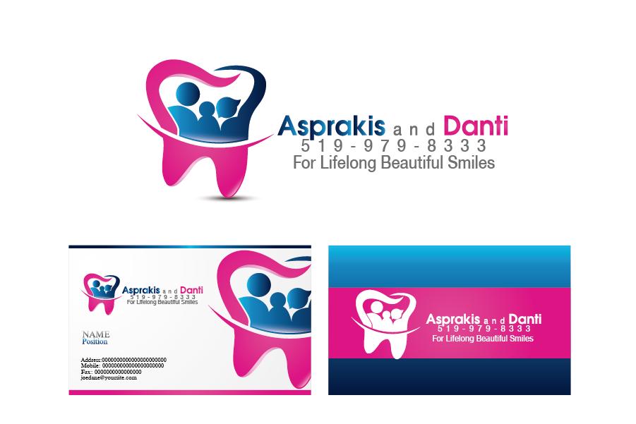 Logo Design by Private User - Entry No. 1 in the Logo Design Contest Unique Logo Design Wanted for Asprakis and Danti.