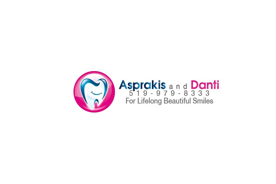 Logo Design by Private User - Entry No. 3 in the Logo Design Contest Unique Logo Design Wanted for Asprakis and Danti.