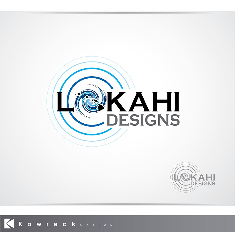 Logo Design by kowreck - Entry No. 71 in the Logo Design Contest Unique Logo Design Wanted for Lokahi Designs.