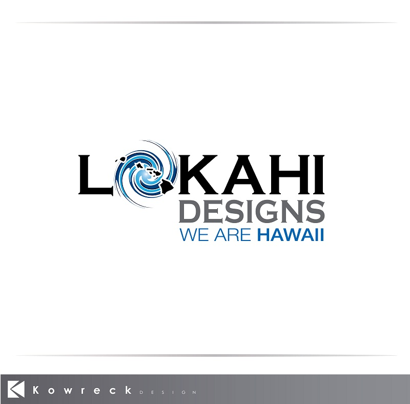 Logo Design by kowreck - Entry No. 74 in the Logo Design Contest Unique Logo Design Wanted for Lokahi Designs.