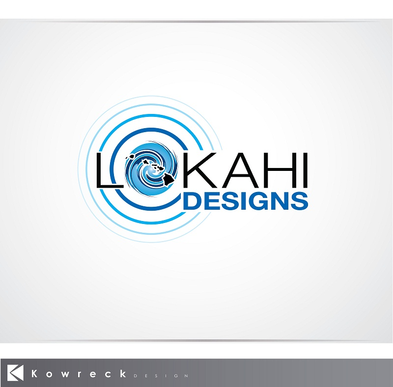 Logo Design by kowreck - Entry No. 76 in the Logo Design Contest Unique Logo Design Wanted for Lokahi Designs.