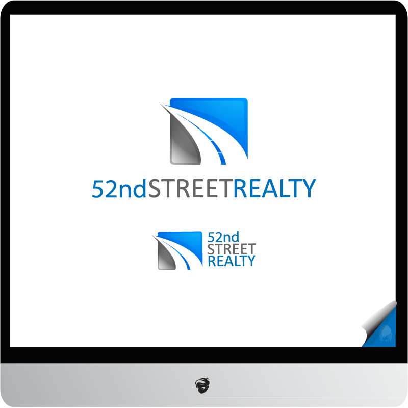 Logo Design by zesthar - Entry No. 110 in the Logo Design Contest 52nd Street Realty Logo Design.