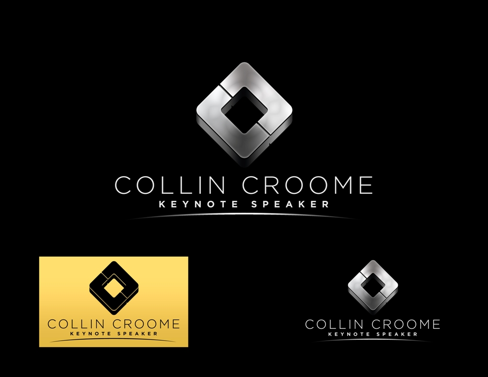 Logo Design by Juan_Kata - Entry No. 75 in the Logo Design Contest Modern Logo Design for Collin Croome.