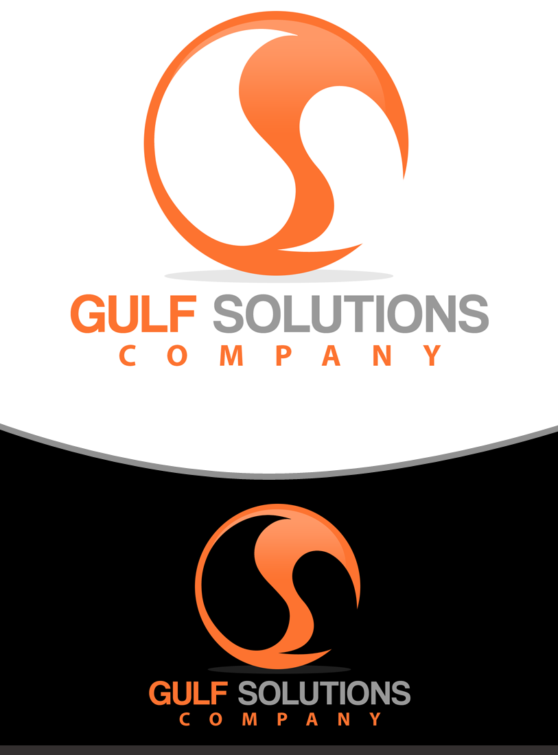 Logo Design by Private User - Entry No. 112 in the Logo Design Contest New Logo Design for Gulf solutions company.