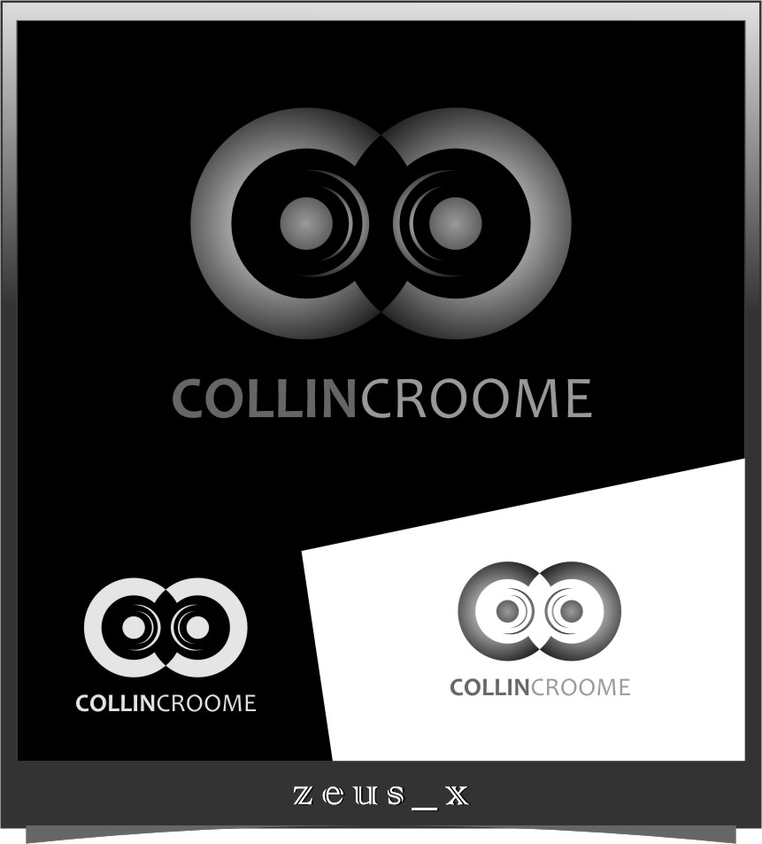 Logo Design by Ngepet_art - Entry No. 80 in the Logo Design Contest Modern Logo Design for Collin Croome.