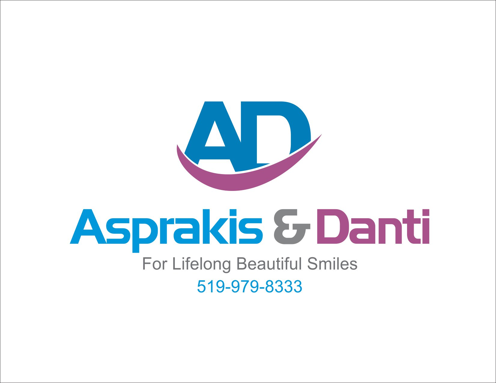 Logo Design by Private User - Entry No. 9 in the Logo Design Contest Unique Logo Design Wanted for Asprakis and Danti.