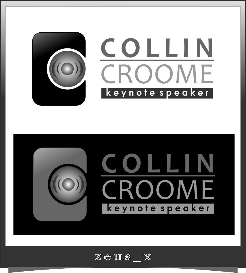 Logo Design by Ngepet_art - Entry No. 81 in the Logo Design Contest Modern Logo Design for Collin Croome.