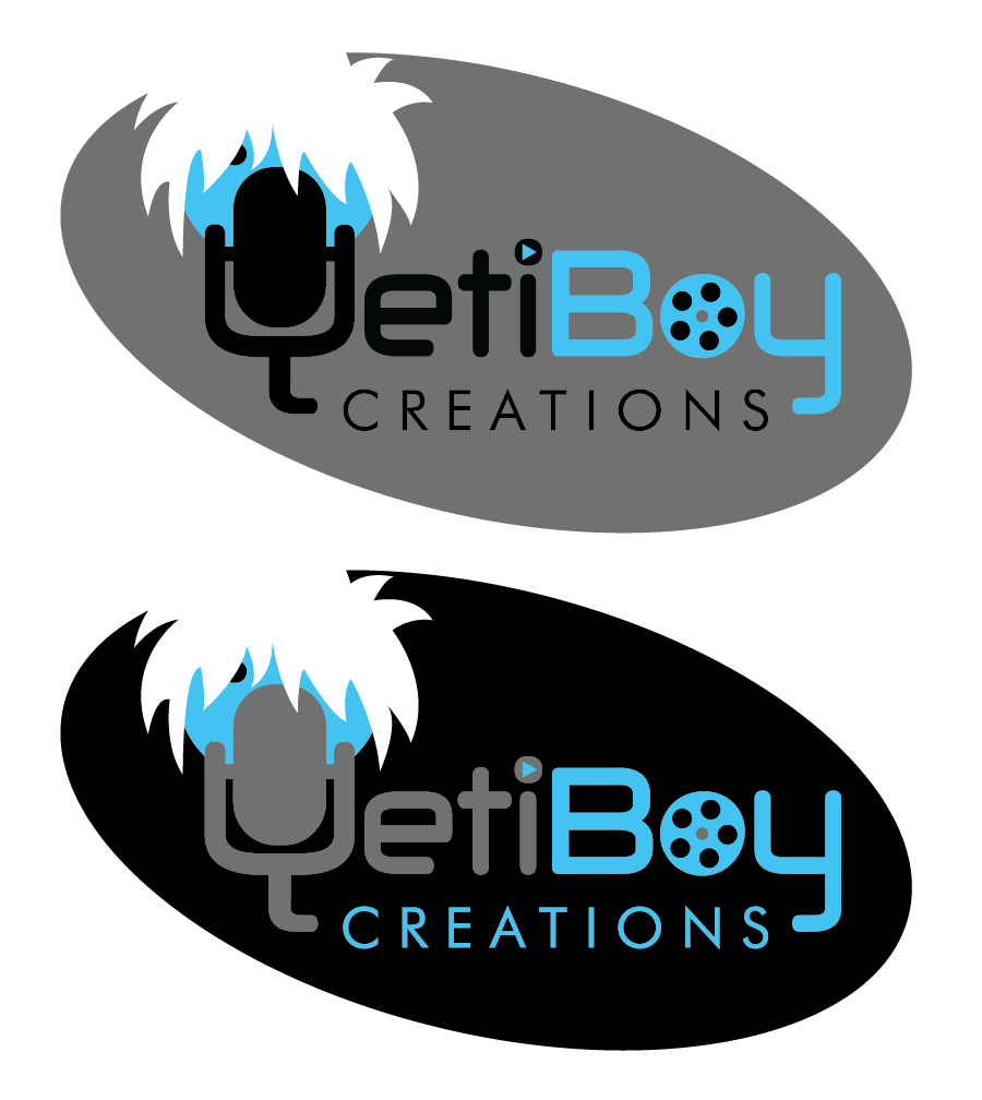 Logo Design by Christina Evans - Entry No. 7 in the Logo Design Contest Captivating Logo Design for Yeti Boy Creations.