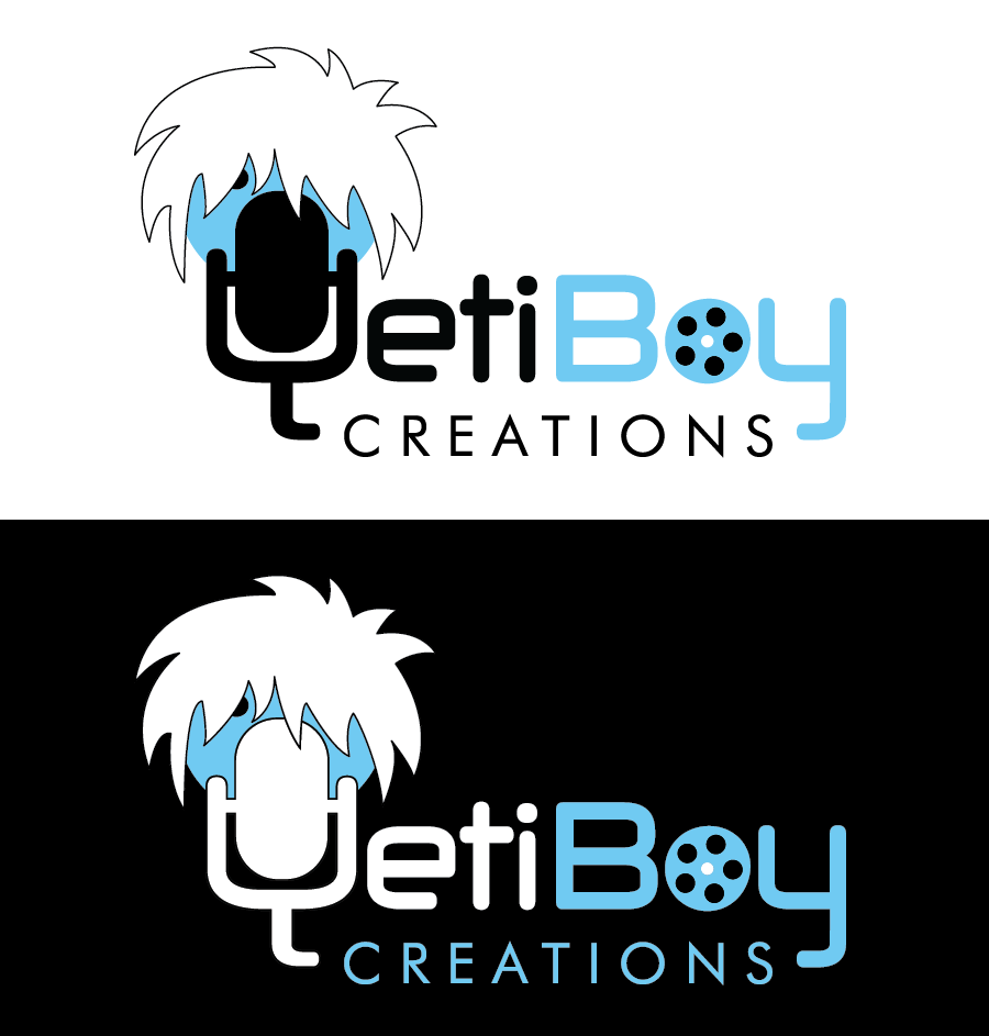 Logo Design by Christina Evans - Entry No. 8 in the Logo Design Contest Captivating Logo Design for Yeti Boy Creations.