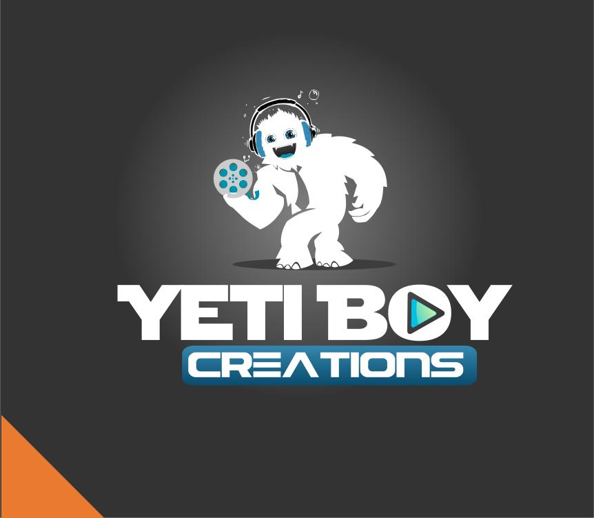 Logo Design by Private User - Entry No. 9 in the Logo Design Contest Captivating Logo Design for Yeti Boy Creations.