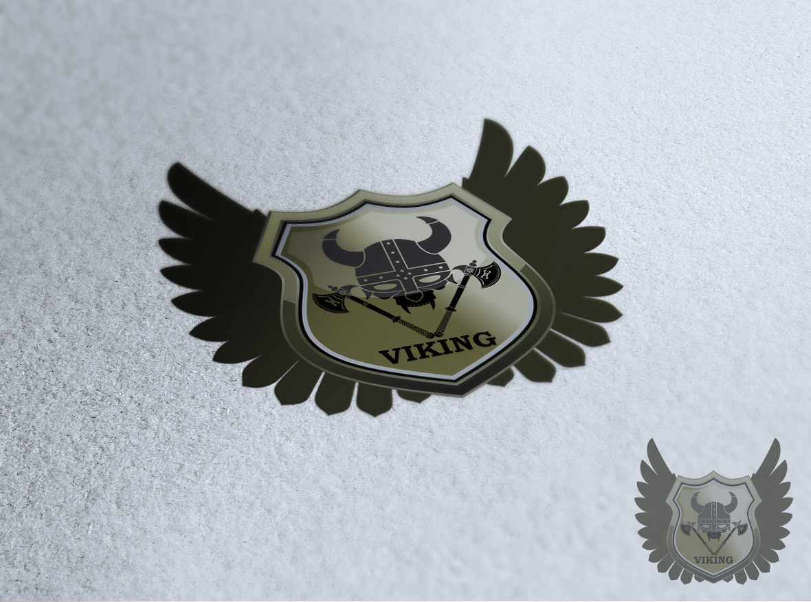 Logo Design by olii - Entry No. 41 in the Logo Design Contest Logo Design for Viking 9-3 MilSim Unit.